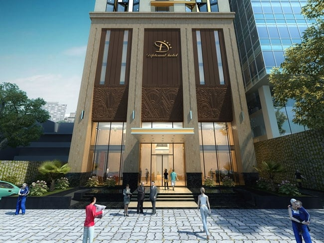 Dự án Diplomat Hotel