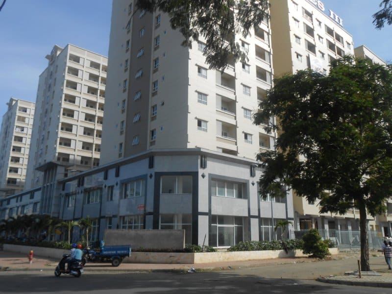 Dự án Thien Son Building