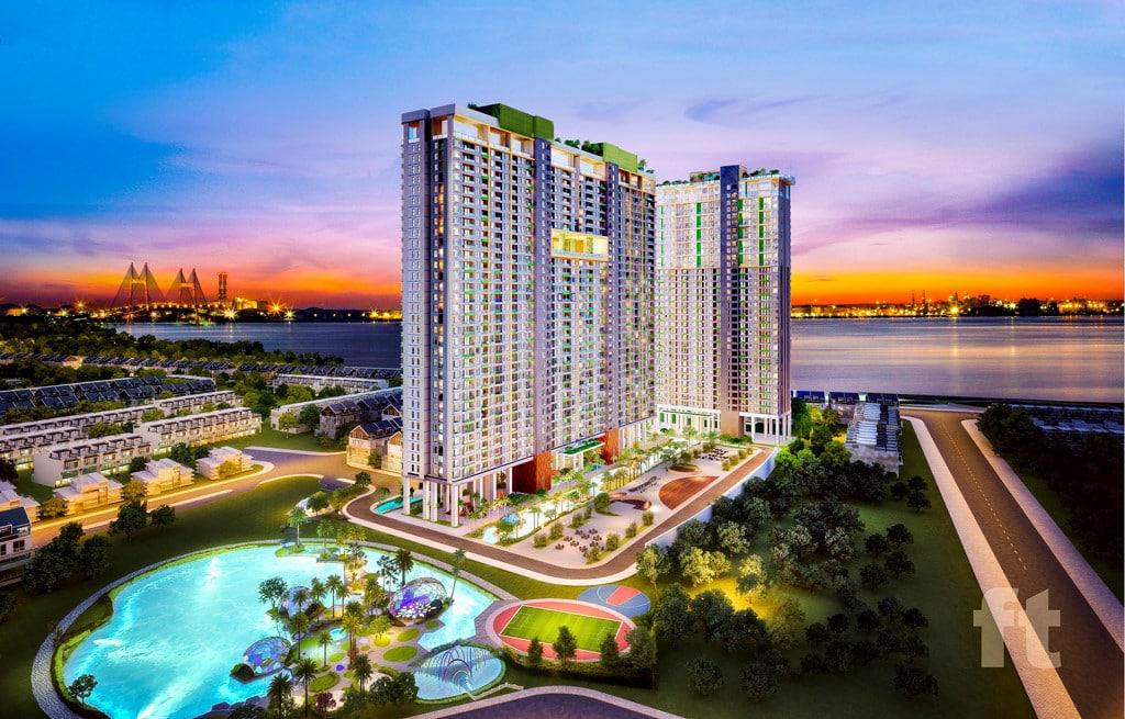 Dự án căn hộ River Panorama