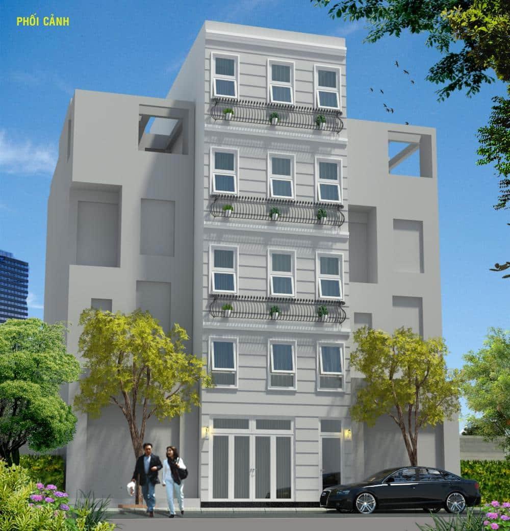 Khu căn hộ Trần Quốc Thảo