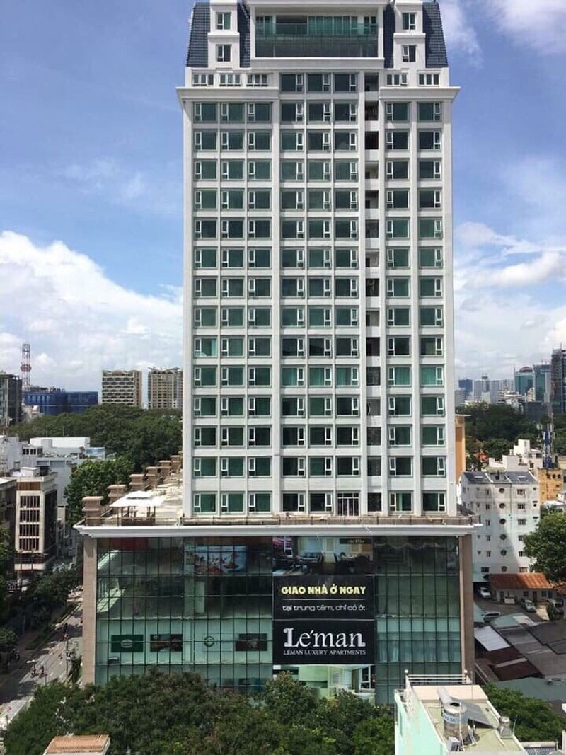 Leman Luxury Apartment