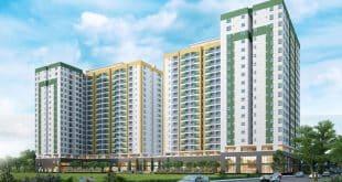 Phoi canh Melody Residences au Co