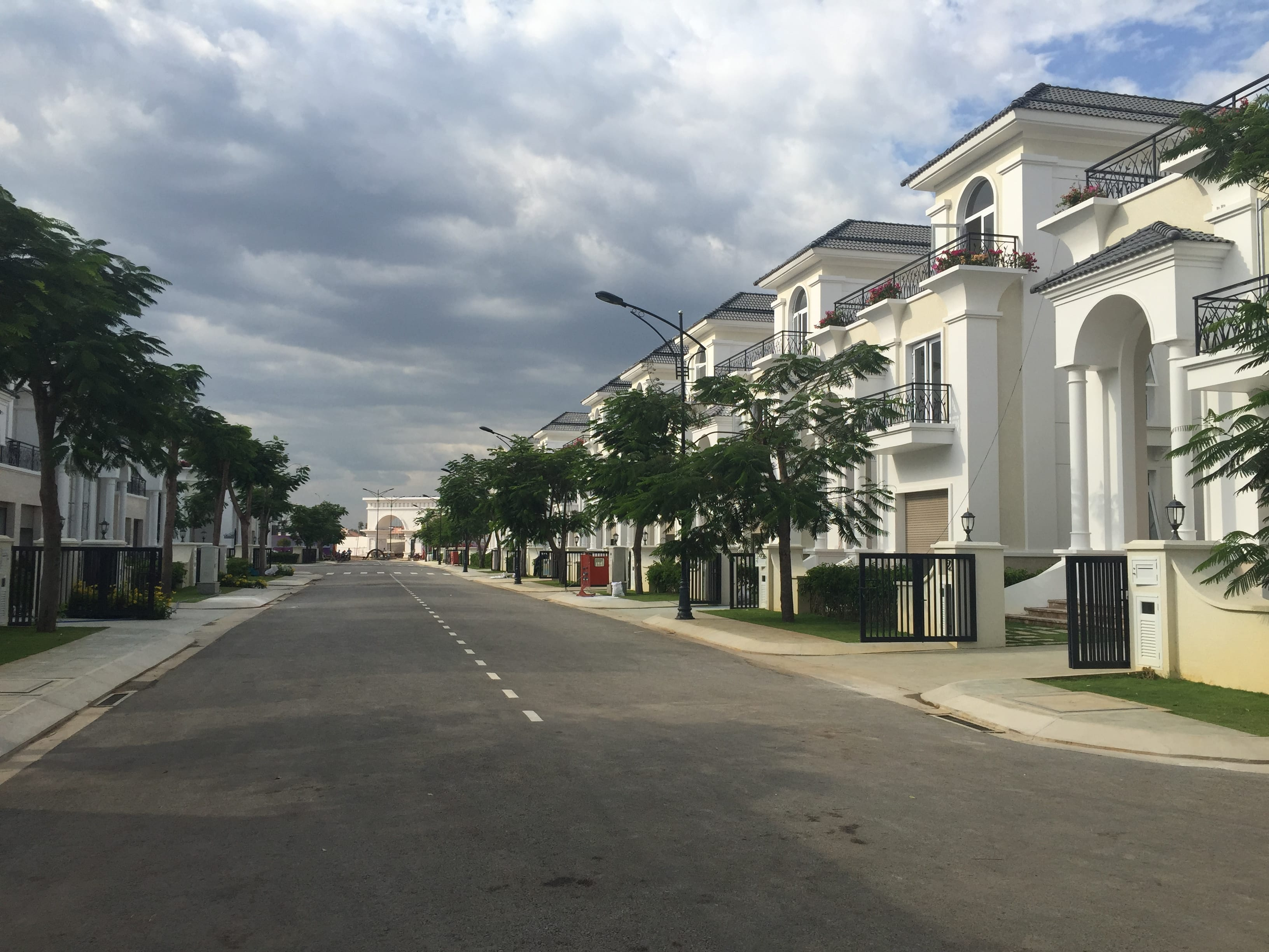 biệt thự Nam Long 2