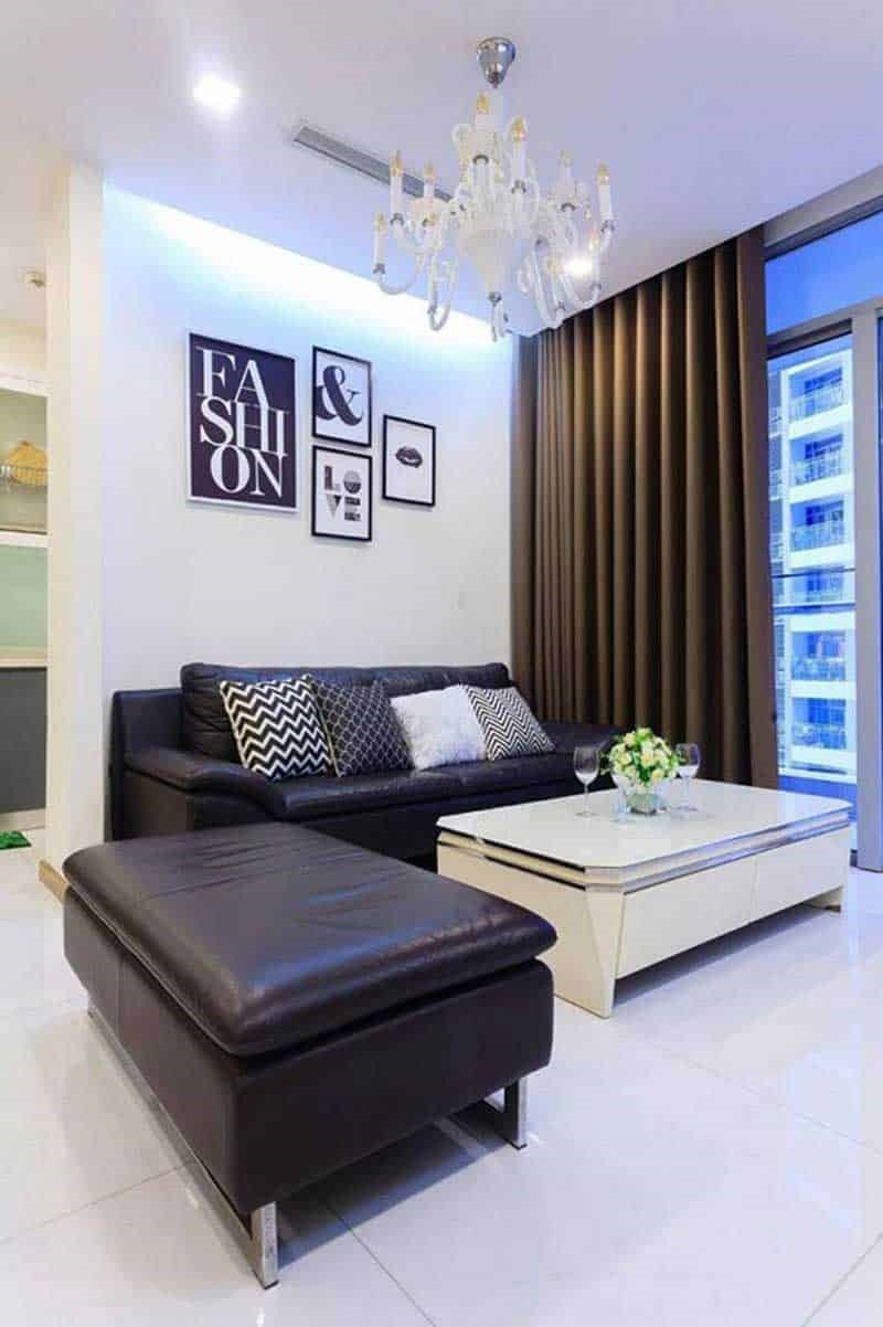 Vinhomes Central Park 1 phòng ngủ
