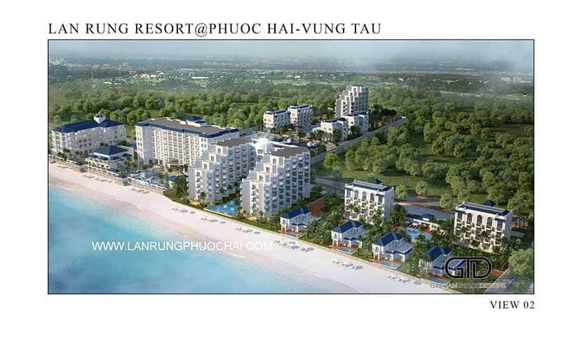Condotel Lan Rừng Resort Phước Hải