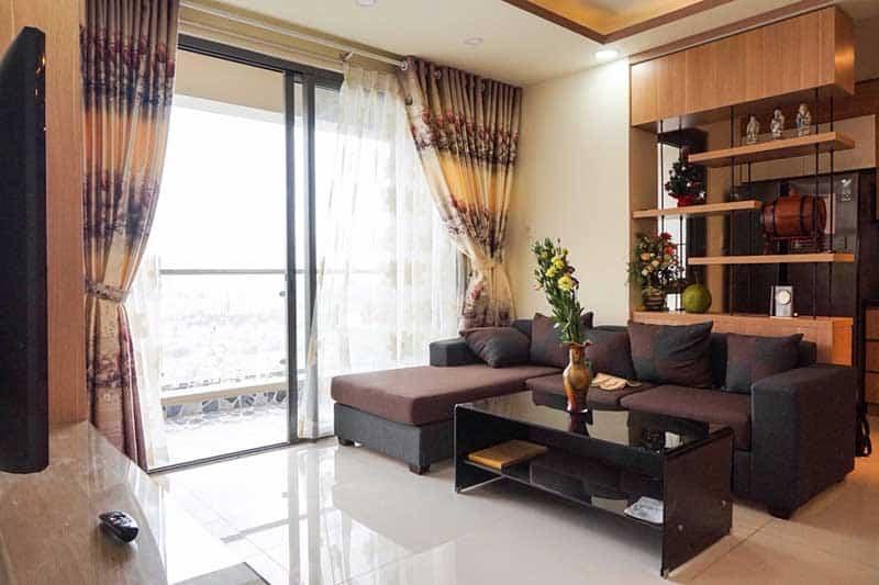 Nội thất Gold View 3 phòng ngủ