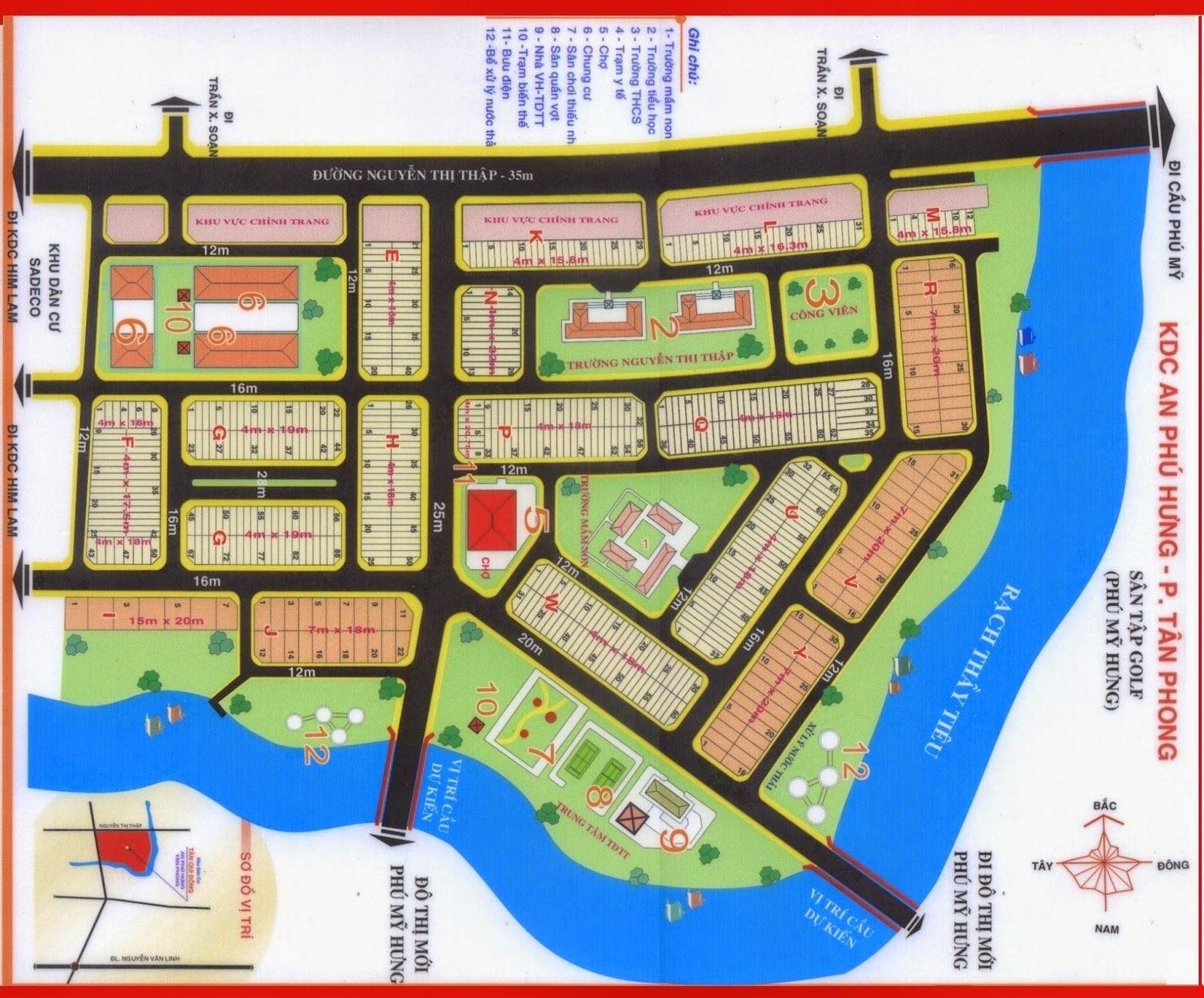 khu dân cư Kim Sơn