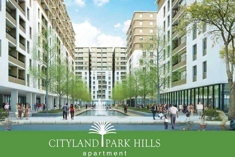 Nhà phố Cityland