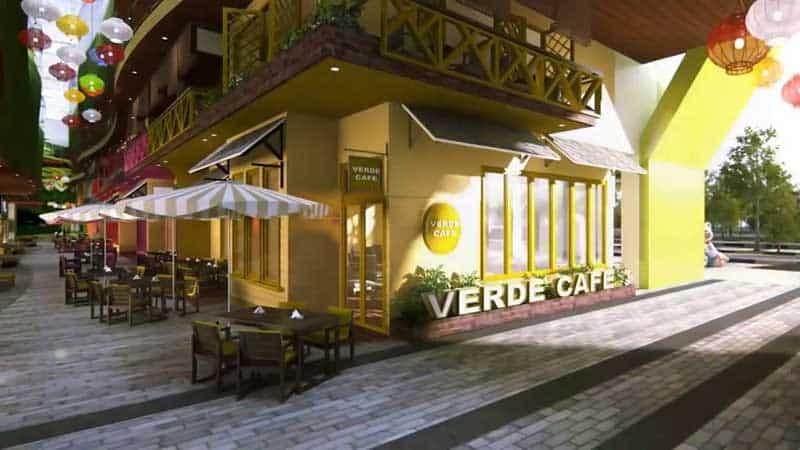 Tiện ích tại Vista Verde