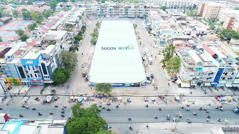 Mặt bằng Saigon Skyview