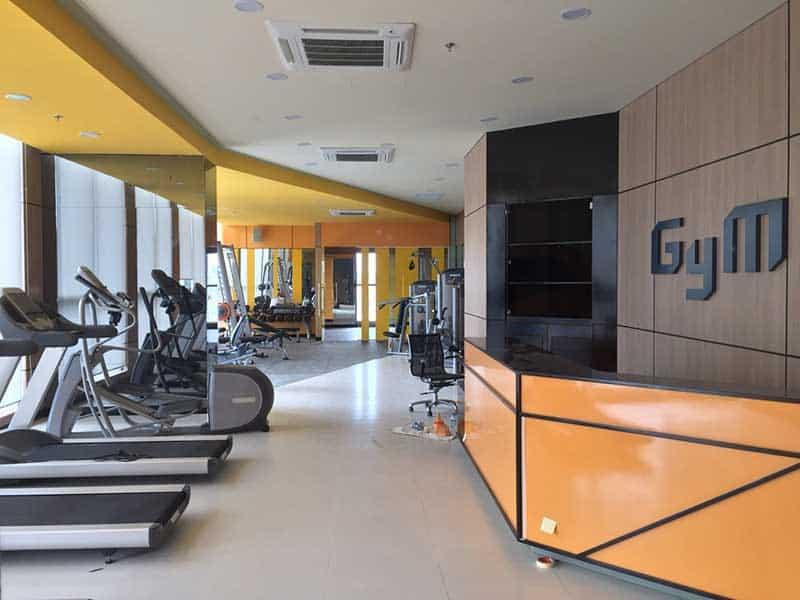 Phòng Gym River Gate