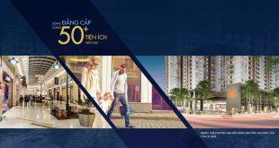 50+ tiện ích nội khu cao cấp tại dự án Q7 Saigon Riverside