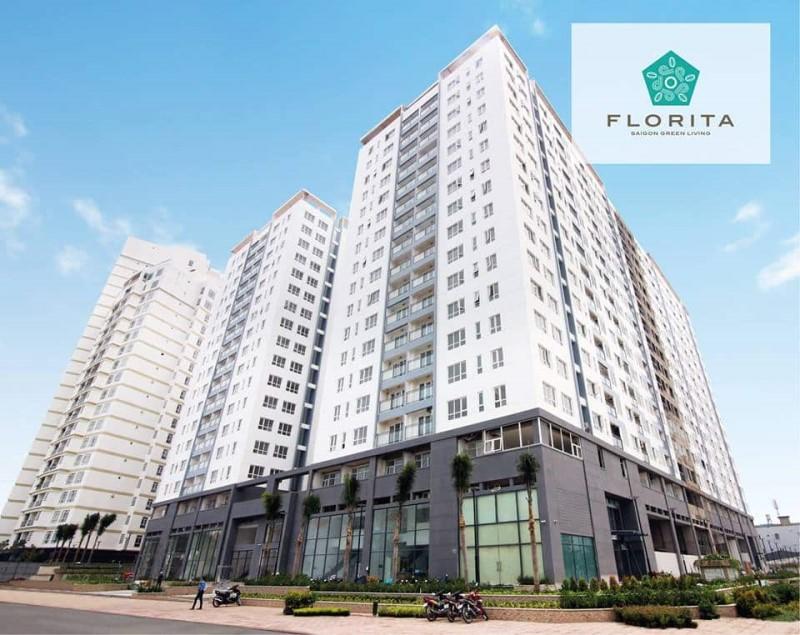Phối cảnh dự án florita