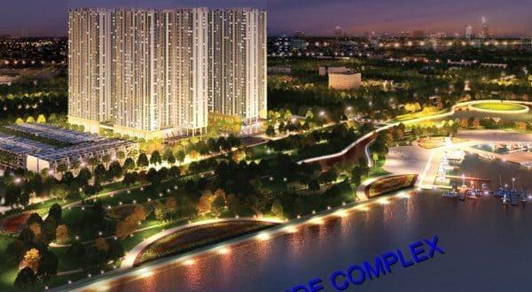 Phối cảnh chung cư Q7 Saigon Riverside