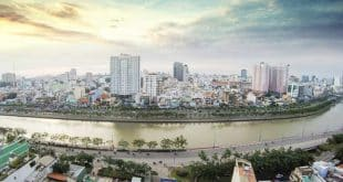 View từ Grand Riverside