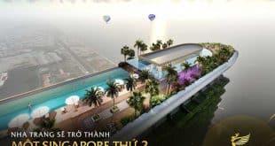 Vị trí Condotel Sunshine Marina Bay