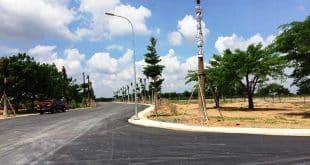 Vị trí Đất nền Vạn Phát Hưng quận 9