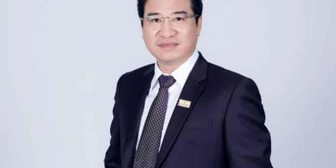 Ông Nguyễn Đình Trung, Chủ tịch HĐQT kiêm Tổng giám đốc Công ty cổ phần Đầu tư Kinh doanh Địa ốc Hưng Thịnh (Hung Thinh Corp)