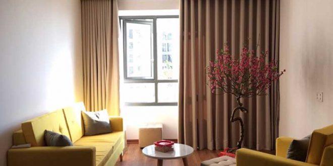 Gold view 2 phòng ngủ full nội thất