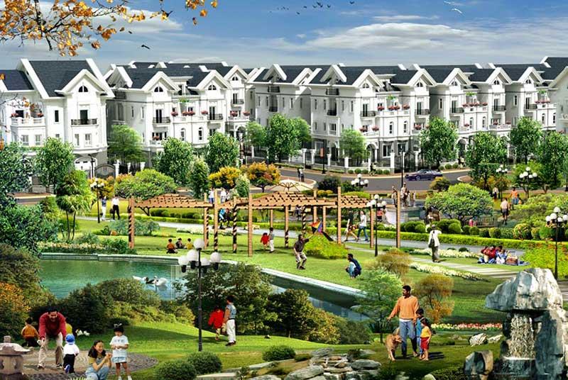 Nhà phố Cityland Garden Hill