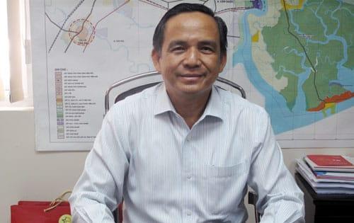 Ông Lê Hoàng Châu - Chủ tịch Hiệp hội Bất động sản TP HCM đánh giá đây là một nghĩa cử cao đẹp