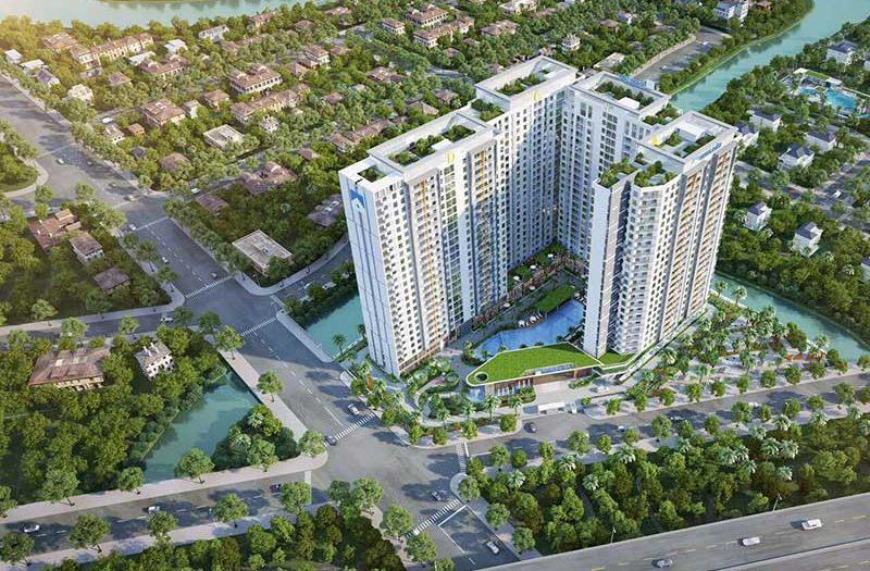 Căn hộ Sapphire Khang Điền