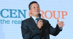 ông Phạm Thanh Hưng Phó chủ tịch Hội đồng quản trị Cen Group
