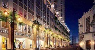 Cho thuê Ki Ốt sun avenue