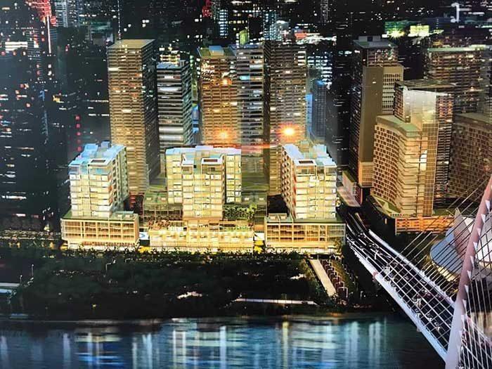 Tổng quan dự án căn hộ The Metropole Thủ Thiêm