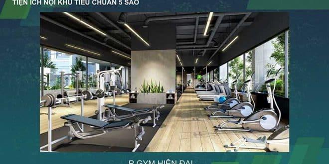 Phòng Gym Kingdom
