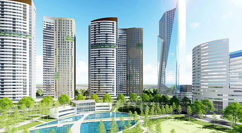 Dự án Eco Green quận 7
