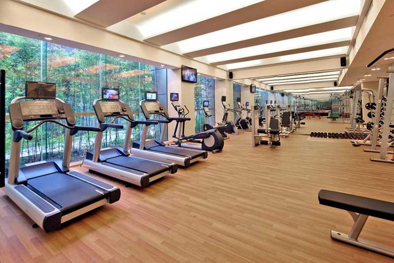 Phòng Gym Gold View
