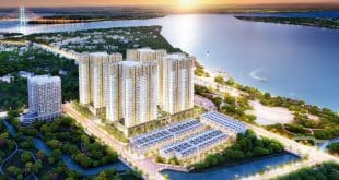 Phối cảnh dự án q7 Saigon Riverside Complex