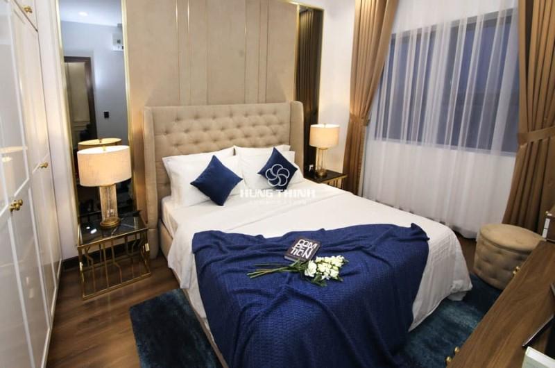 Căn hộ mẫu Universe Tên Lửa 3 phòng ngủ
