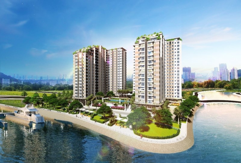 Conic Riverside quận 8