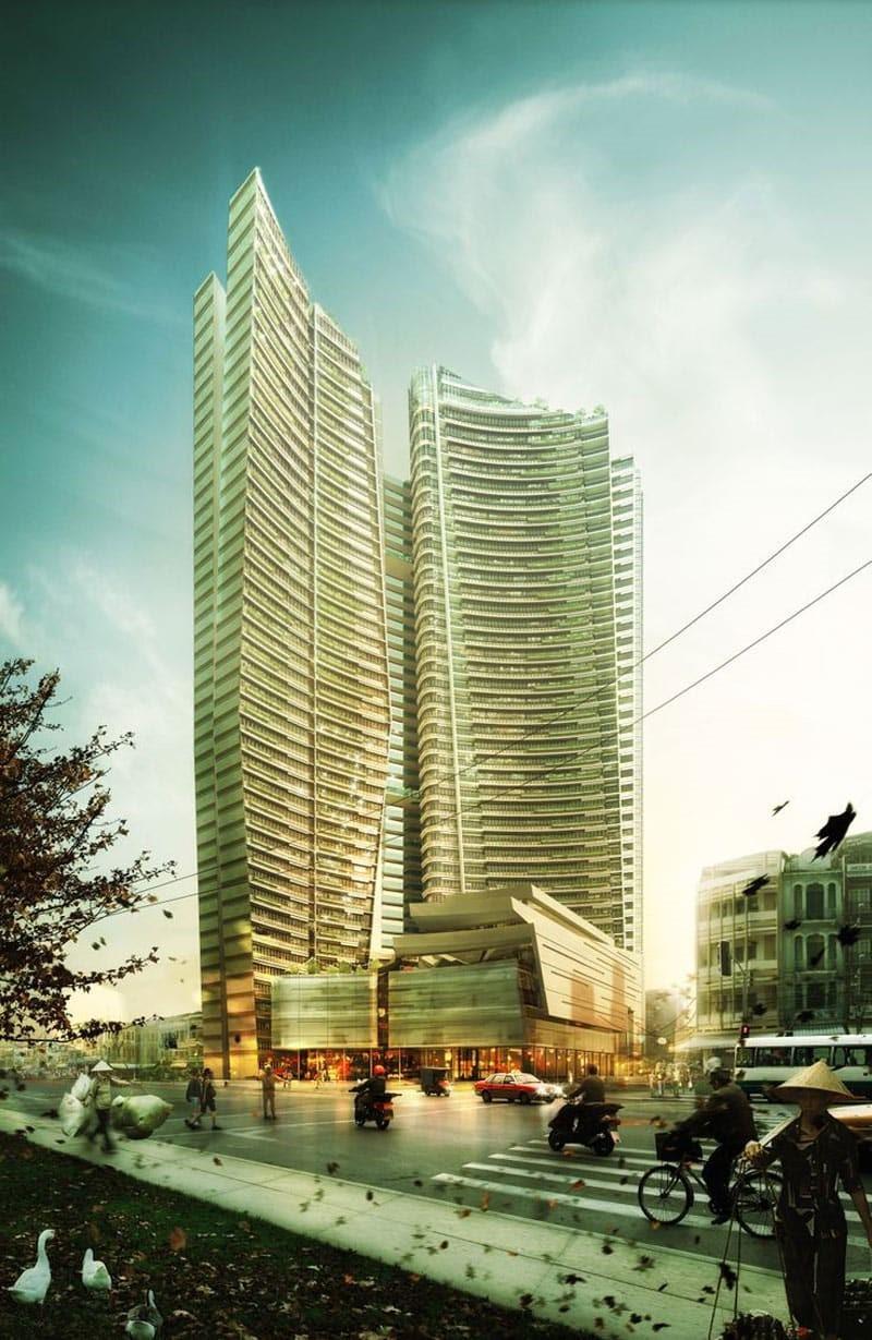 Dự án Alpha City
