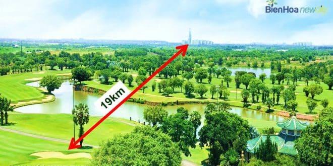 Dự án Biên Hòa New City chỉ cách tòa Landmark 81 khỏng 119km đường chim bay