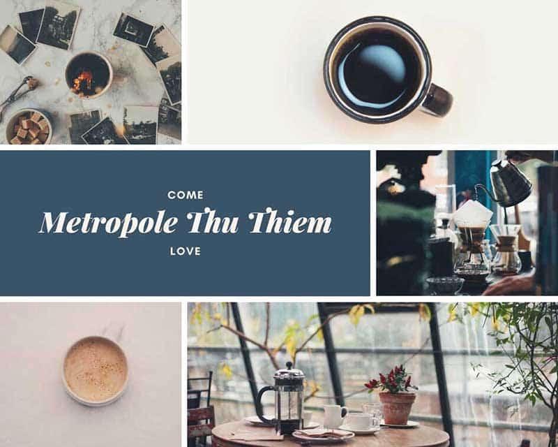 can ho the metropole