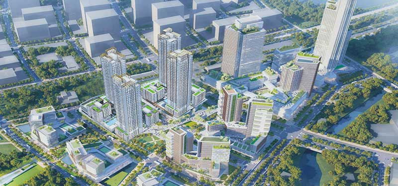 Cove Residences Empire City