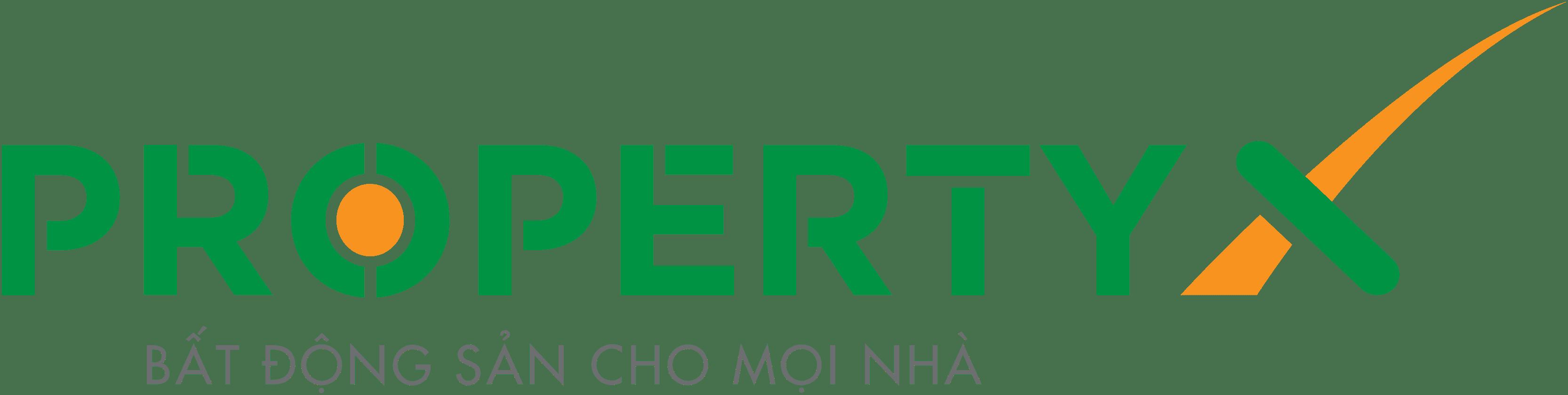 Logo PropertyX large