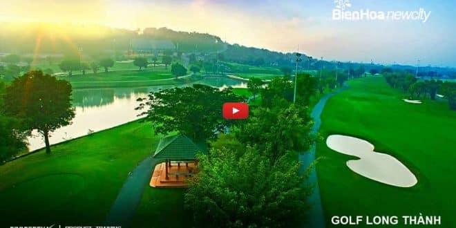 Sân gold Long Thành là cảnh quang có 1 không 2 của dự án thành phố mới Biên Hòa