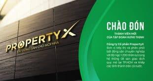 Công ty cổ phần Property X