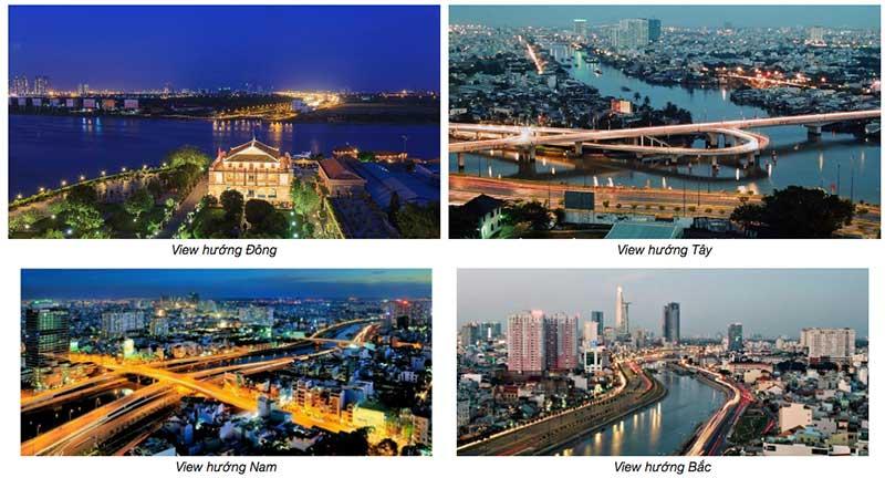 View từ Millennium