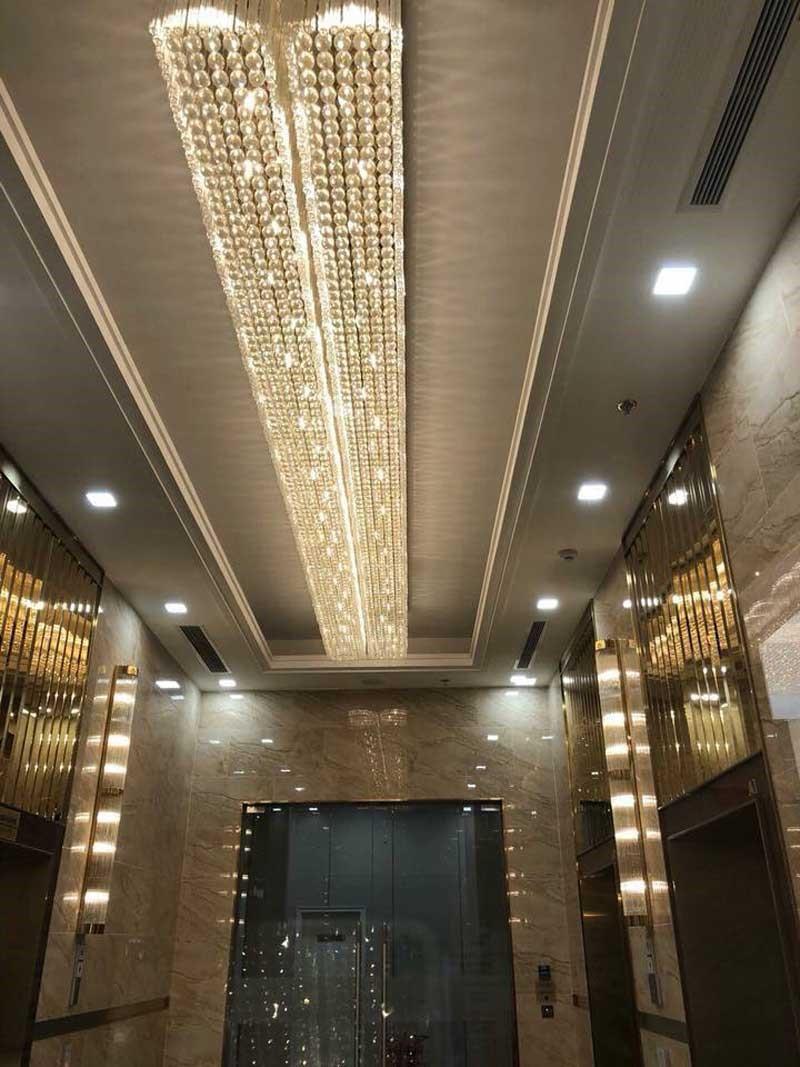 Sảnh Lounge Vinhomes Golden River