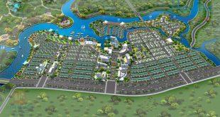 Phối cảnh dự án Paradise Riverside