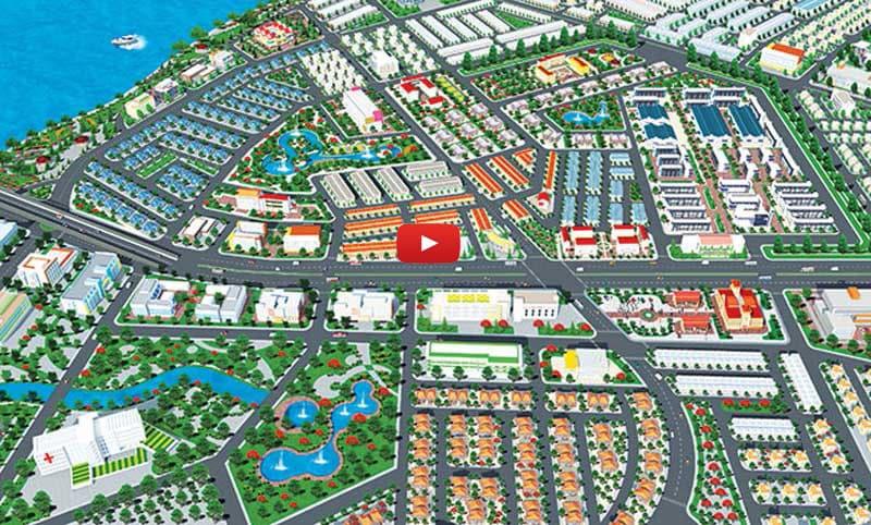 Phối cảnh dự án Biên Hòa New Town