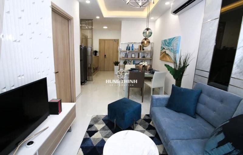Khu căn hộ đẳng và hiện đại ngay tại khu Nam Sài Gòn