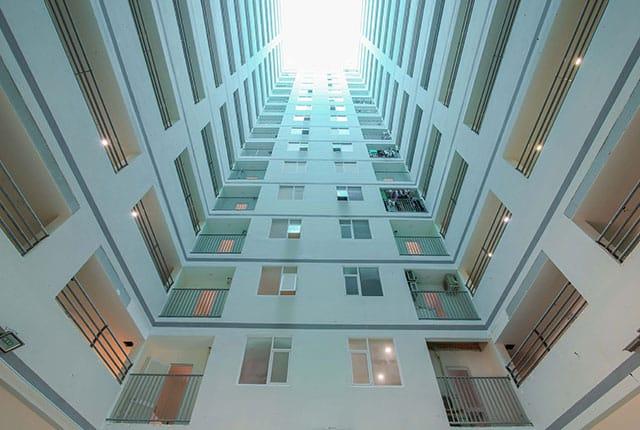 Hình ảnh thực tế hoàn thiện căn hộ 8X Rainbow
