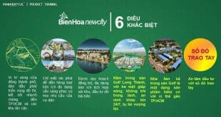 6 điều khác biệt của Biên Hòa New City