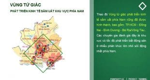 Biên Hòa New City nằm trong vùng tứ giác phát triển nhất khu Nam